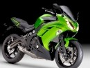 Kawasaki ER-6f 2012: - Vorstellung und Details
