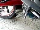Kawasaki ER6 - Leo Vince Auspuffanlage