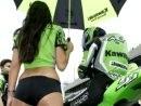 Kawasaki Grid Girls