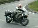 Kawasaki GTR1400 first Ride