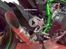 Kawasaki H2 Austin Racing Inconel - Deine Nachbarn werden Dich lieben!