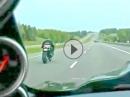 Kawasaki H2 - geht ab wie ein Zäpfchen, Abartig wenn der Kompressor zündet