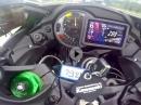 Kawasaki H2SX (Kompressor) 299Km/h TopSpeed