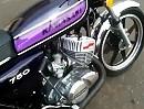 Kawasaki H2C Fast by Gast mit Birne - böse Waffe und geiler Sound