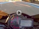 Kawasaki H2R - Highspeed Test (357km/h) vs. Hayabusa and ZX-10R