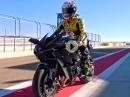 Kawasaki H2R mit Alex Rins - Brutaler Sound und brachiale Leistung!