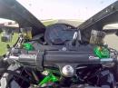 Kawasaki H2R onboard Losail 300PS / 300km/H von MCN