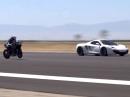Kawasaki H2R vs McLaren MP4-12C Beschleunigung = Eindeutig!