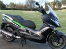Kawasaki J300 Motorroller vorgestellt von Andi Seiler