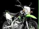 Fun Bike Kawasaki KLX 125 und D-Tracker Modell 2010