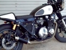 Kawasaki KZ1000P Cafe Racer by Bare Bone Rides