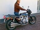 Kawasaki KZ1300 Baujahr 1981 - Sound infernalisch