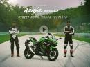 Kawasaki Ninja 250 MJ18 - Rea und Sykes präsentieren ...