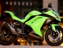 Kawasaki Ninja 300 - Vorgeschmack zur Intermot 2012