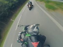 Kawasaki Ninja 300 vs. Yamaha R1 (34PS) - Da passt alles - Top (Red.)