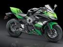 Kawasaki Ninja 650 MY17 - Sportlichkeit und Alltagstauglichkeit