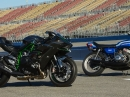 Kawasaki Ninja H2 - erster Test via MotoUSA