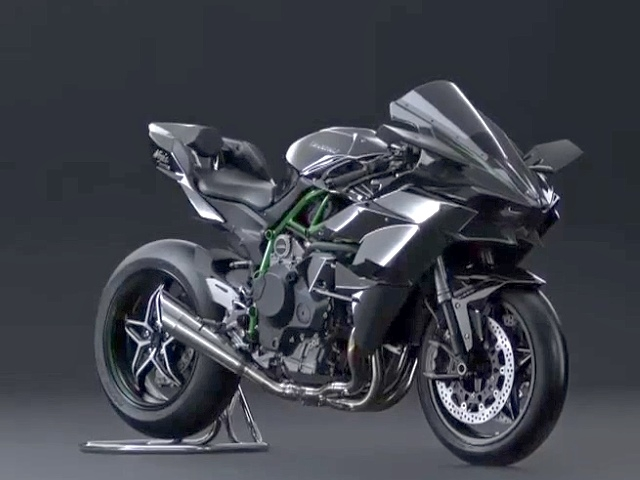 Kawasaki Ninja H2 Offizielles Video Download Image 640 X 480