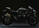 Kawasaki Ninja H2 Street - erste Pics