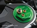 Kawasaki Ninja H2 Street - Komponenten nur vom Feinsten