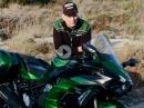 Kawasaki Ninja H2 SX - alle Details von Andi Seiler erklärt - TOP!