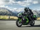 Kawasaki Ninja H2 SX - 'Kompressor Touring' mit 200PS - Extrem Tourer