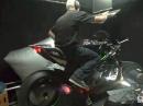 Kawasaki Ninja H2R (2014) Prüfstand von Cycle World