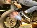 Kawasaki Ninja H2R - Dyno Inferno oder: Armer Motor