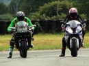 Kawasaki Ninja H2R vs. BMW S1000 RR | Moto Journal Go!