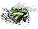 Supersportler Kawasaki Ninja ZX-10R 2011 - erster Teaser