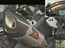 Kawasaki Ninja ZX-10R Yoshimura Slip-On R-11Sq Soundcheck
