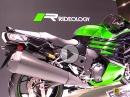 Kawasaki Ninja ZX-14R High Grade - Walkaround Tokyo Motor Show