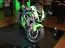 Kawasaki Ninja ZX10R (2016) - 200PS bei 13.000 min