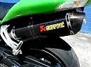 Kawasaki Ninja ZX10R Akrapovic Full Race Exhaust system