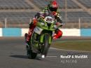 Kawasaki SBK ZX-10R Motorrad - die Technik 2015