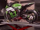 Kawasaki SBK Racing Team: Stolz, Leidenschaft, Leistung