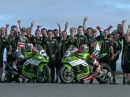 Kawasaki Superbike Team: Another year – Another challenge