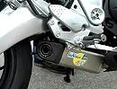 Kawasaki Versys 650 i.e. LeoVince SBK Underbody Evo II Slip On