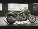 Kawasaki Vulcan Green Ad