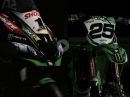 Kawasaki WorldSBK und MXGP - Two Teams, one Mission