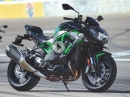 Kawasaki Z H2 - First Ride by MCN - The ultimate super naked