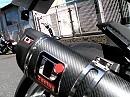 Kawasaki Z1000 2010 with Devil Master Exhaust