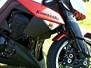 Kawasaki Z1000 Langzeittest
