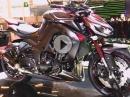 Kawasaki Z1000 Sugomi Edition 2016- Rundgang Salon Paris