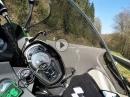 Kawasaki Z1000SX (2017) Die ersten 1000 km geschafft, geiles Teil!