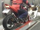 Kawasaki Z1000 Tuning Leistungsmessung 149,6 PS MKM Bikes