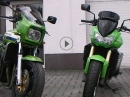 Prüfstandvergleich: Kawasaki Z1000 vs ZRX 1200 R | Bikeporn + Dynorun | Soundcheck| PS-Treff