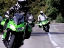 Kawasaki Z1000SX 2014 - MOTORRAD NEWS testet