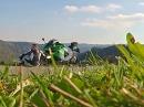 Kawasaki Z1000SX Love by Gevner  - BikePorn