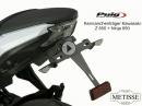 Kawasaki Z650 & Ninja 650 Kennzeichenhalter von Puig bei Team Metisse